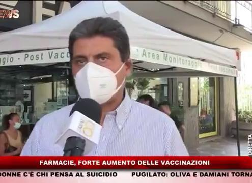 vaccinazioni in farmacia massimo petrone - farmacie internazionali napoli